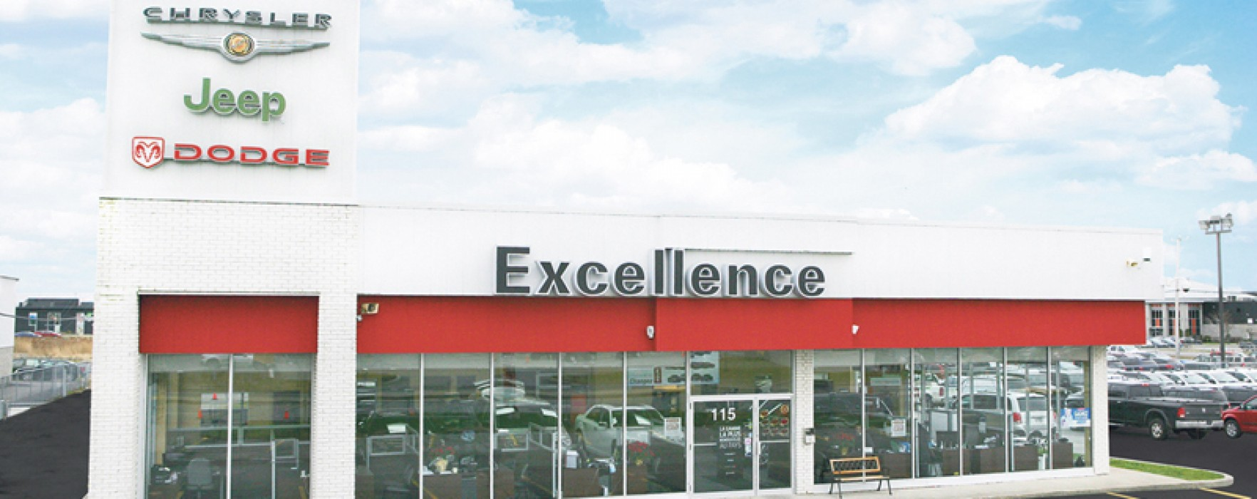 Un service incomparable – Excellence Chrysler Vaudreuil-Dorion